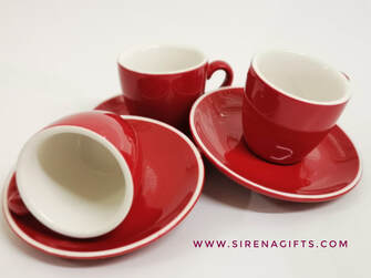 d8a96fc2c70 Diner Espresso Cup and Saucer Enjoy cafe-quality in the comfort of your own  home with this diner espresso cup and saucer. Part of our Avenue tabletop  ...